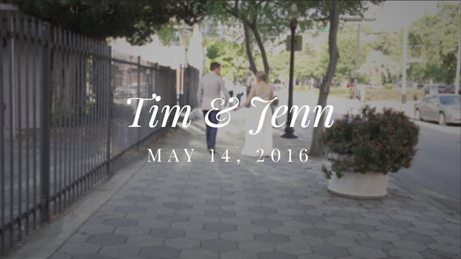 Tim and Jenn