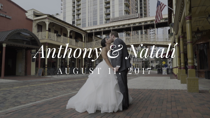 Anthony and Natalí