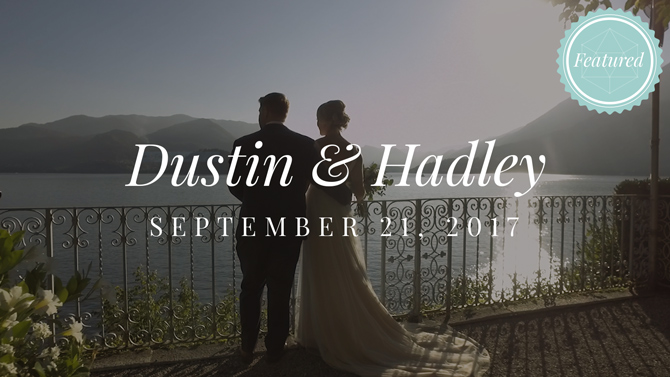Dustin and Hadley